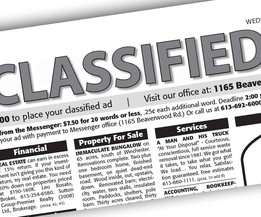 Classified of personals Find Escorts, Adult Services in Rockhampton, Morning Bulletin